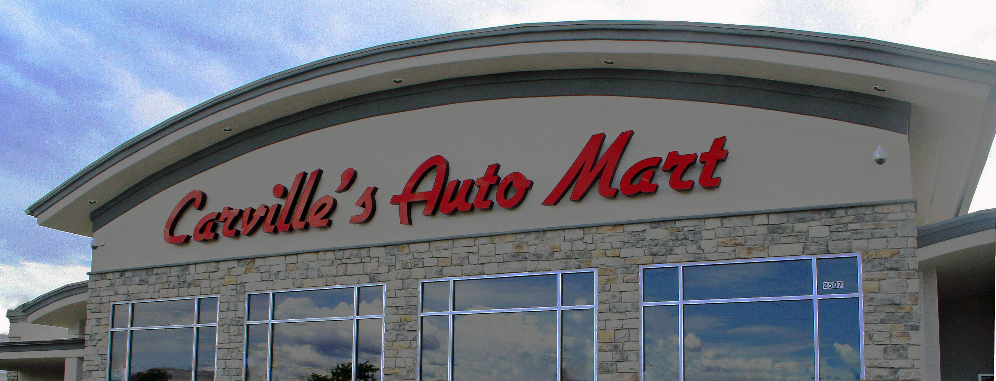 About Carville's Auto Mart